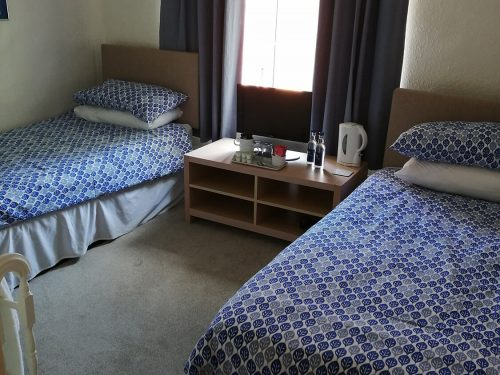 Family suite - Twin room